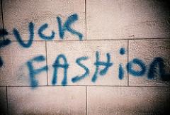 fuck fashion